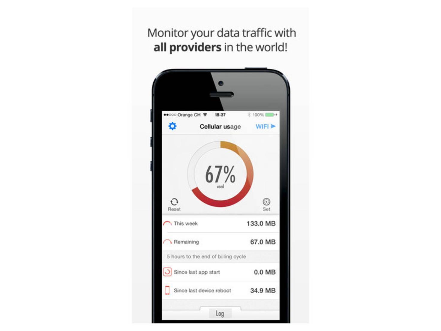 Datenvolumen Anzeigen Amp Besten Datenvolumen Zahler