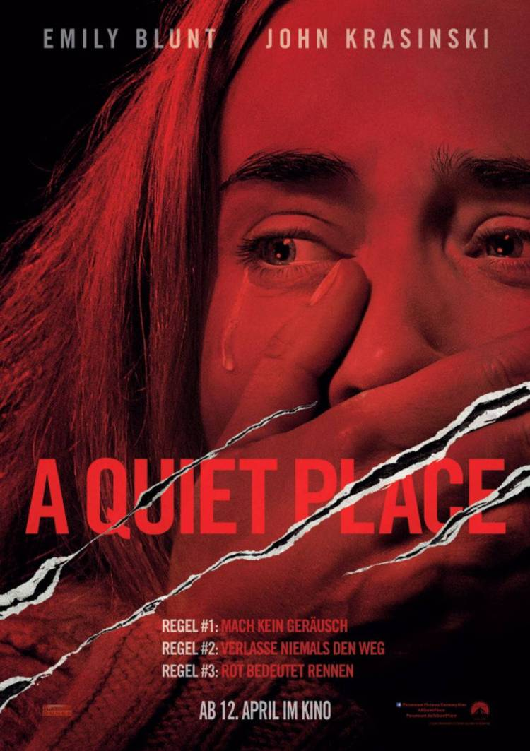 Image Result For A Quiet Place Rotten Tomatoes