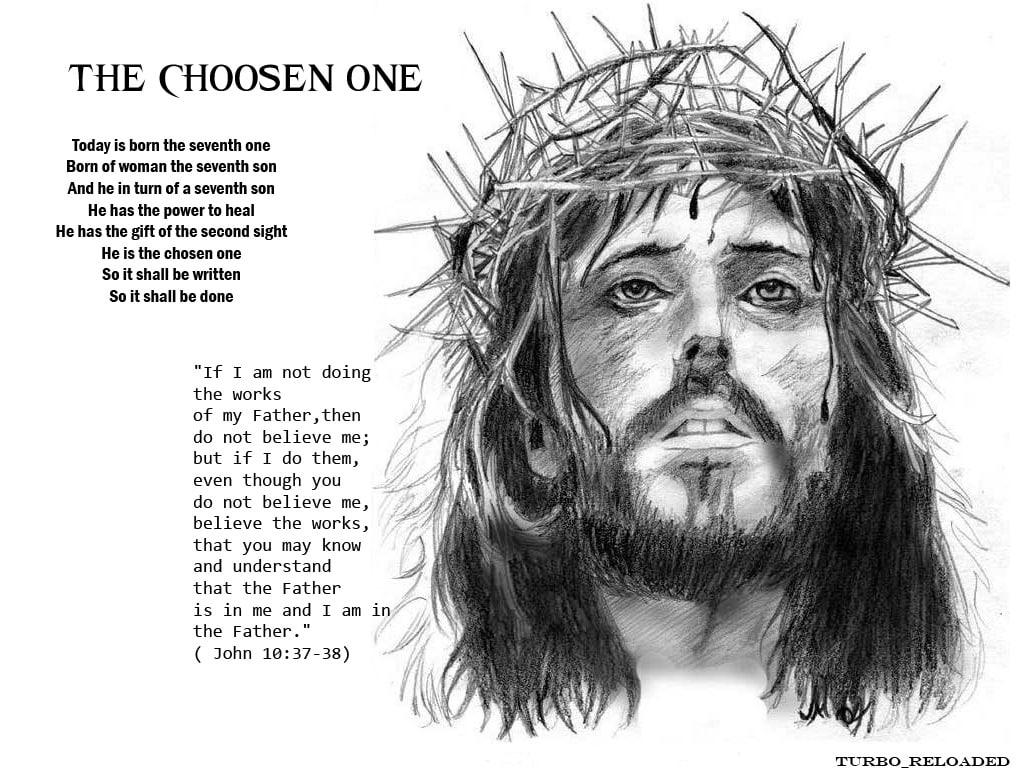 jesus christ wallpaper sized images set 06