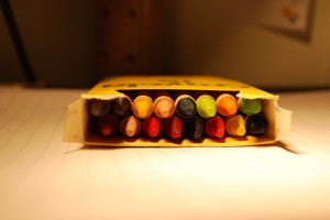 Just A Box Of Crayons