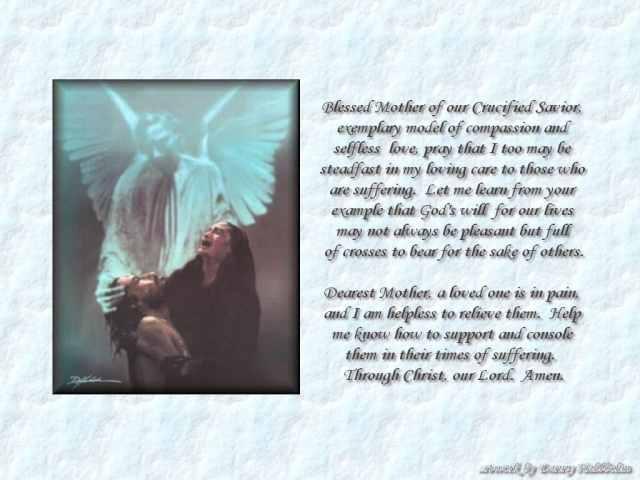 Beautiful inspirational prayers selfless love prayers