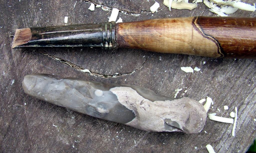 Bronze Age chisels
