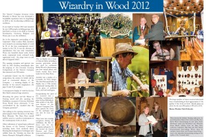 Wizardry in Wood 2012