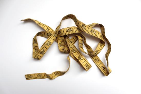 Vintage Measure Tape