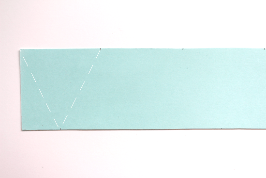 Triangle Garland Triangle Trace