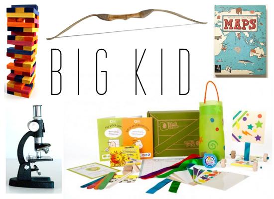 Big Kid Collage