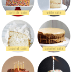 My Favorite Birthday Cakes