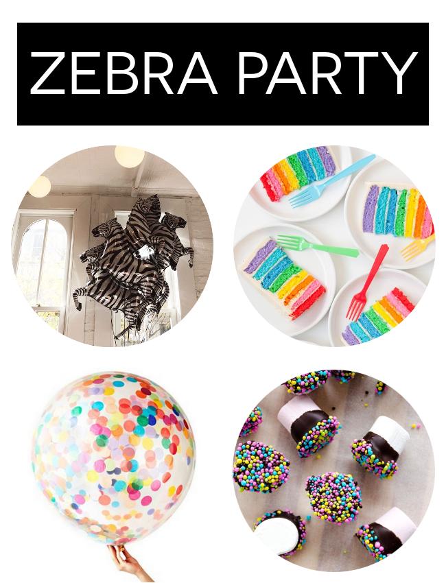 zebraparty