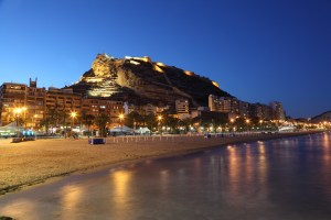 Alicante - Turning left for less