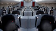 Air France B787 business class