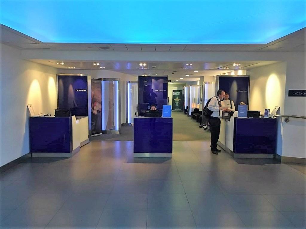Ba Lounge Terminal 3 >> British Airways Galleries Club & First lounges T3 Heathrow ...