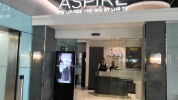 Aspire Lounge Heathrow T5