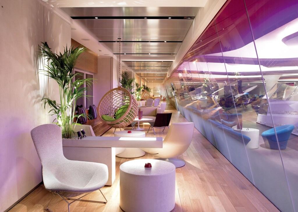 Virgin Atlantic Clubhouse Heathrow