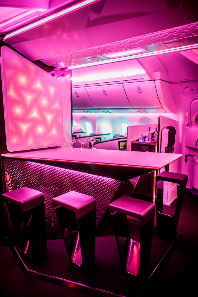Redeeming using miles on Virgin Atlantic Upper Class availibility