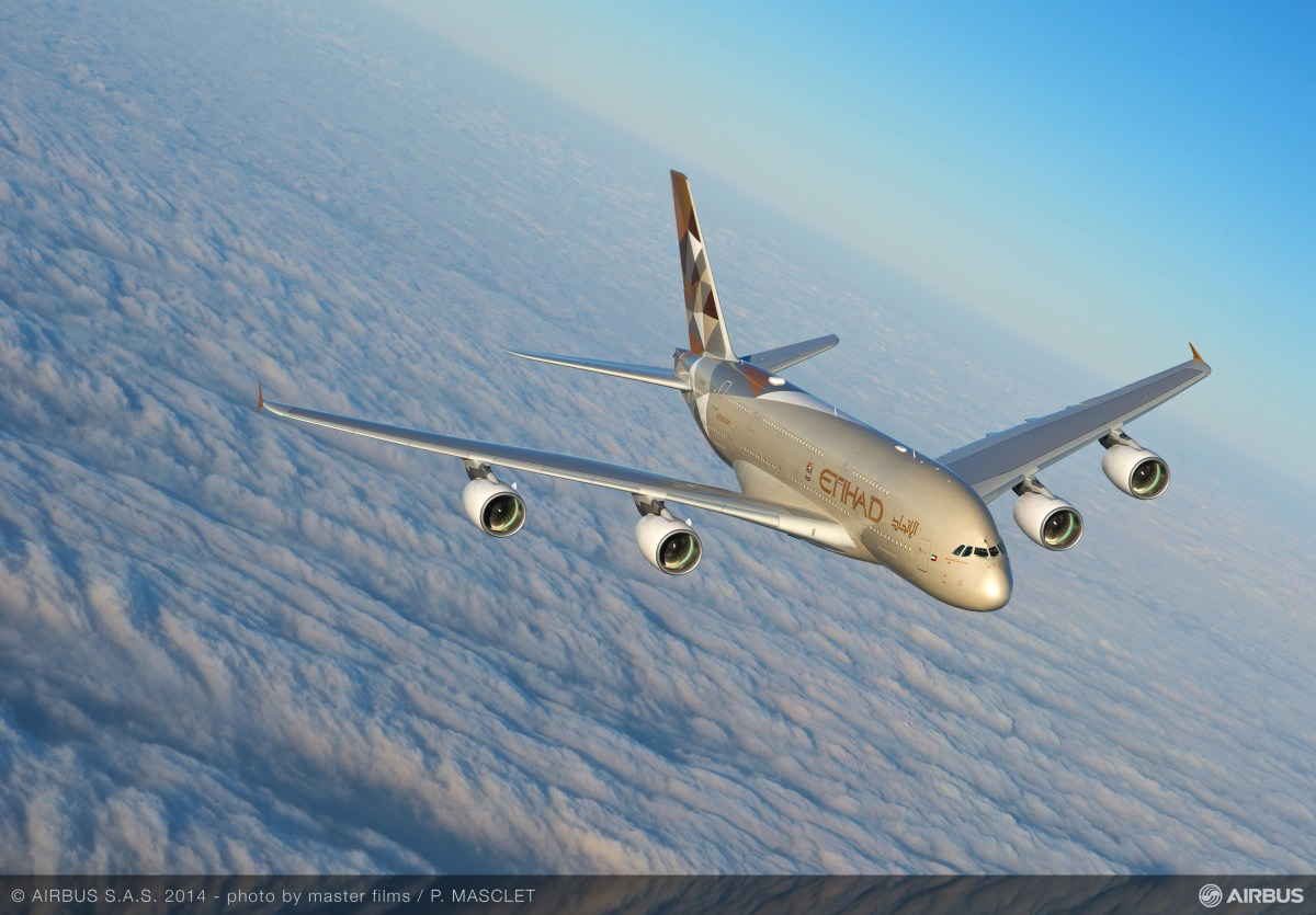 Business class: Etihad flash sale from £1644 & Ex Eu offers from £886