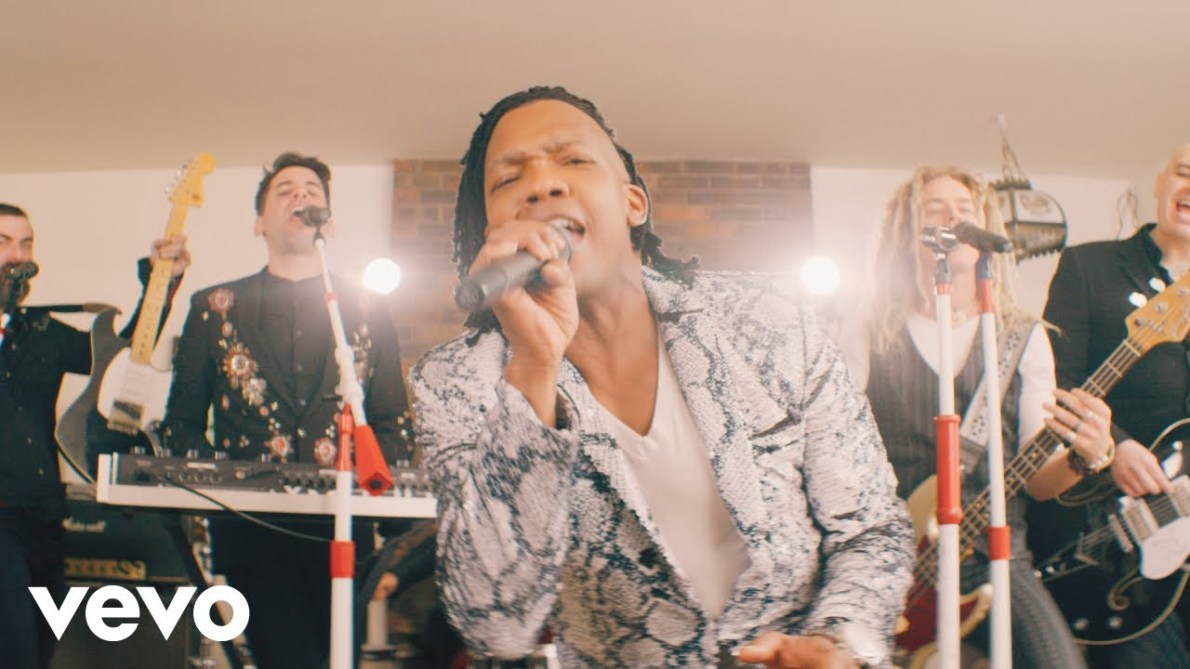 "Newsboys – ""Love One Another"""