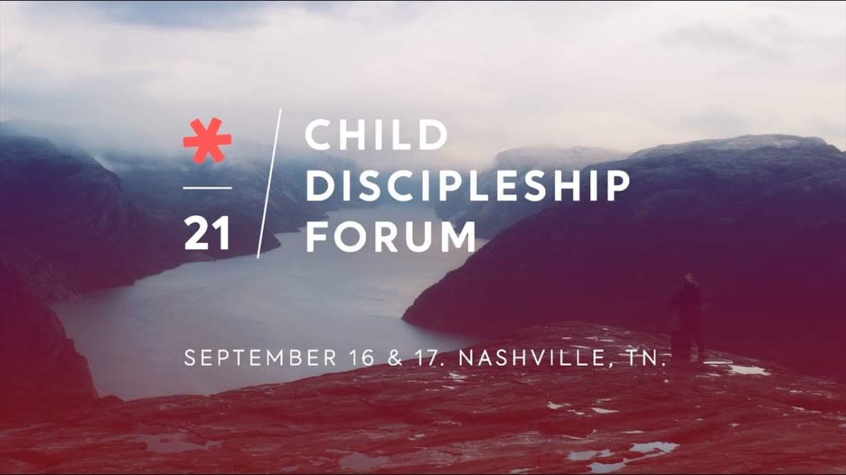 Awana's Child Discipleship Forum