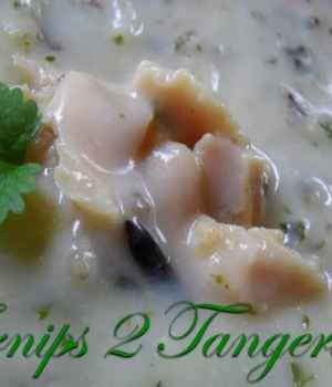 Clam Wild Rice Soup