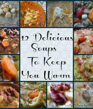 12 Delicious Soup Recipes