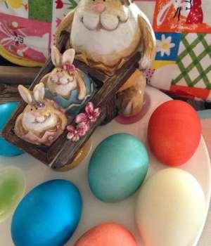 Easter Eggs~