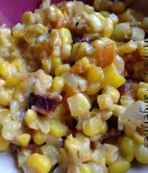 Home Style Fried Corn