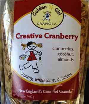 Creative Cranberry Granola Cookies