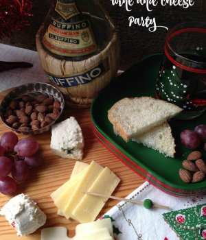 Holiday Wine and Cheese Party