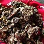 Chocolate Coffee Granola