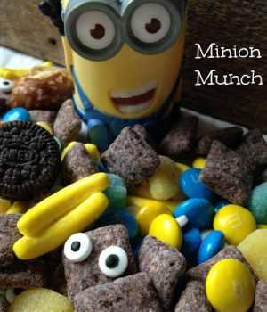 Minion Munch a Bunch