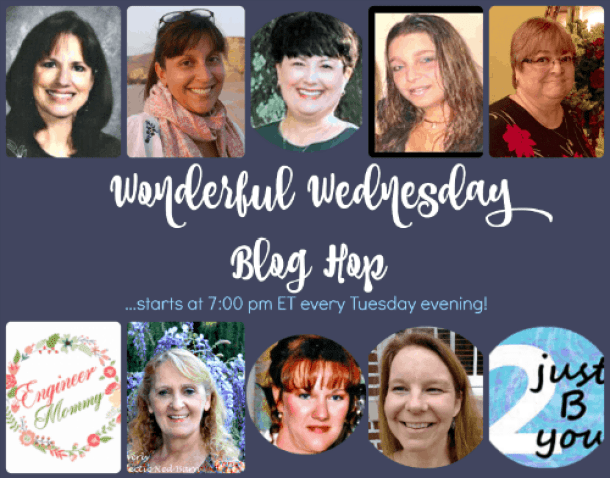 link party, blog hop, blogging gals, mom bloggers, blog party