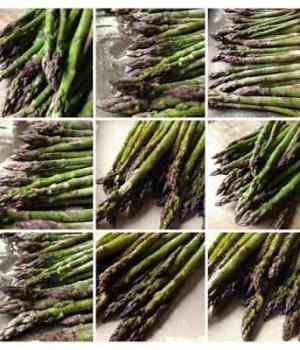 Fresh Asparagus 101