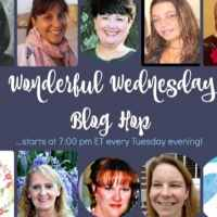 Wonderful Wednesday Blog Hop!