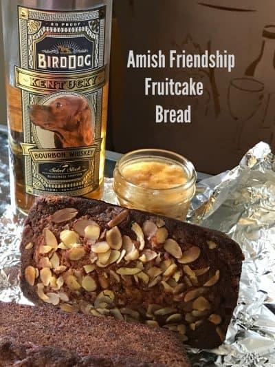 amish friendship fruitcake
