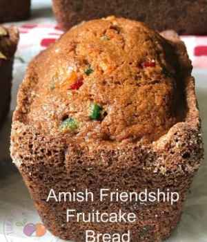 amish friendship fruitcake