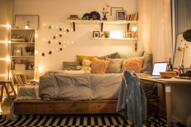 Easy Dorm Room Decorating Ideas For New College Students