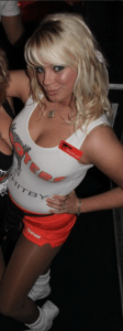 The summer I served as a local Hooters girl.