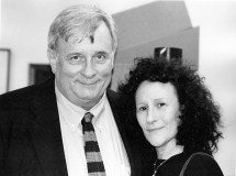 Edmund White and Lynne Tillman