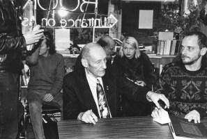 William Burroughs (1993)