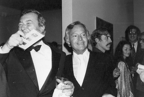 Jasper Johns and Charles Henri Ford