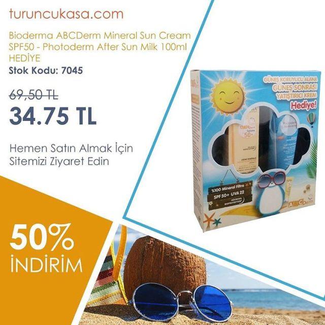 Bioderma ABCDerm Mineral Sun Cream SPF50  Photoderm After Sunhellip