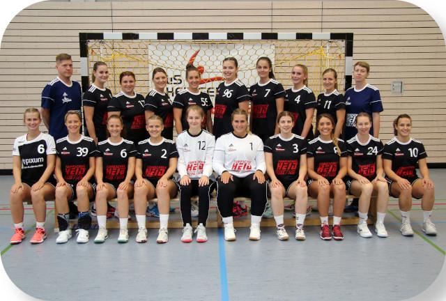 1. Damenmannschaft - Pfalzliga