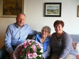 Ehrung: Else Wybierek 85 Jahre im Verein