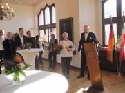Auszeichnung mit dem Sportherz der Stadt Duisburg für Carmen Schneider