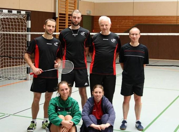 1. Mannschaft am 11.10.2015 in Sandhorst