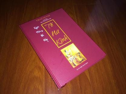 Tố Nữ Kinh Toàn Tập (Tân Cổ Kỳ Thư)