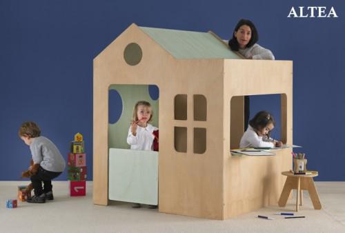 casa infantil altea 500x338 Casitas infantiles de interior