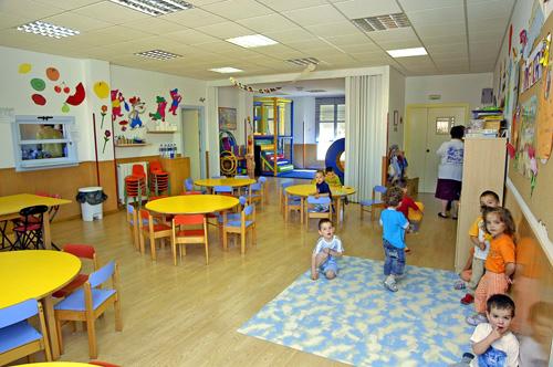 elegir la guarderia infantil