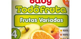 Tarrito Frutas Variadas