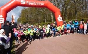 Start 1 1,8 km mit