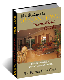 Tuscan Home Decorating Guide
